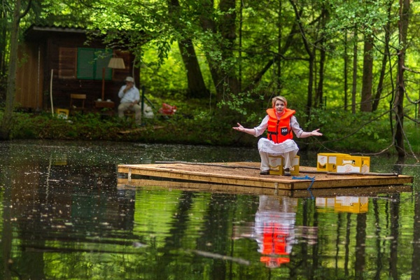 Woods, TiB 2014, Foto: Johannes Gellner