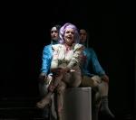 """erinnya"", Schauspielhaus Graz. Martina Zinner, Tamara Semzov, Alida Bohnen © Lupi Spuma / Schauspielhaus Graz"